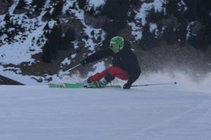 Jules Violon ski 2016