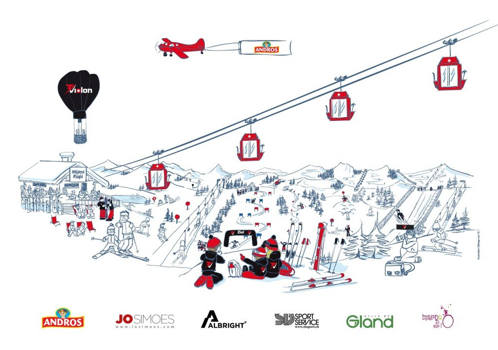 Team 3Violon et ses partenaires 2016-2017