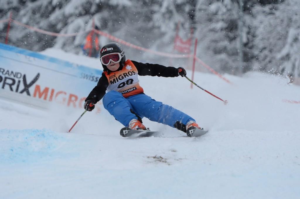 Karl Violon ski 2016