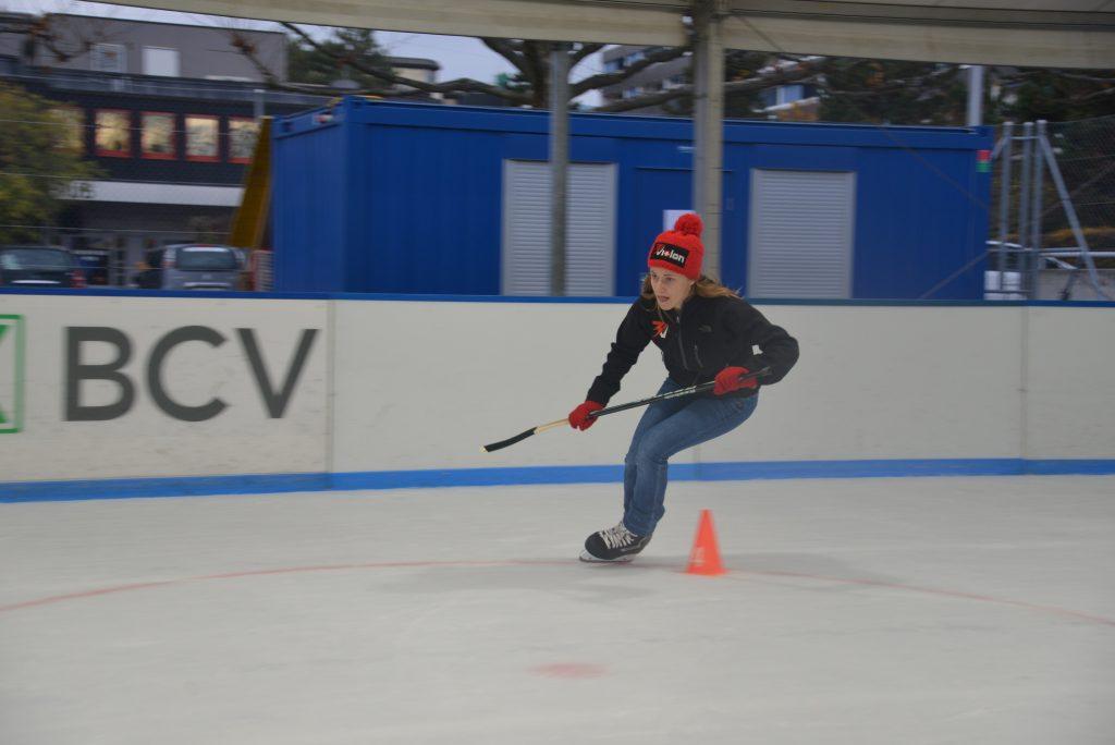 Anna Violon glace 2016